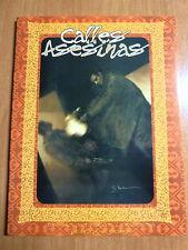 Libro Rol,Calles Asesinas,Ed.La Factoria 2002