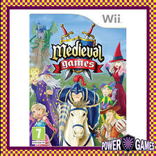 Medieval Games (Nintendo Wii) Brand New