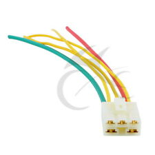 5 Way Regulator Rectifier Male Plug Connector For HONDA CB400SF CB-1 400