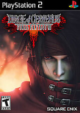 Dirge of Cerberus: Final Fantasy VII (Sony PlayStation 2, 2006) Complete