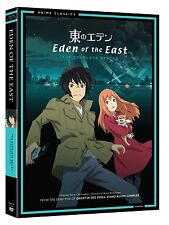 Eden of the East: The Complete Series - Anime Classics (DVD, 2013, 2-Disc Set)