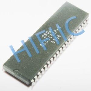 1PCS G65SC02P-4 8-BIT MICROPROCESSOR DIP40,