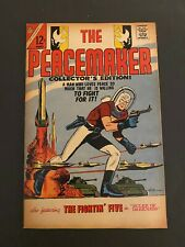 THE PEACEMAKER #1 1967  CHARLTON FILE COPY 9.0 VF-NM