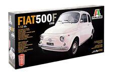 Ss FIAT 500 F (1968) - Scala 1/12 (italeri 4703)