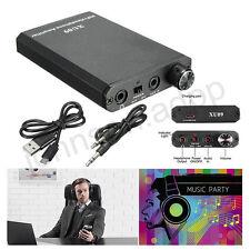 New Audio Hifi Headphone Amplifier Portable 2000mAh Usb Earphone Amplifier Gift