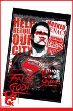 Figurine batman avec superman