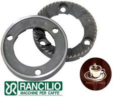 Rancilio ROCKY Coffee Grinder BURRS set - GENUINE also MD40 coffee grinder
