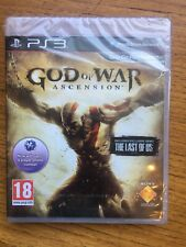PS3 God Of War Ascension New In Packaging