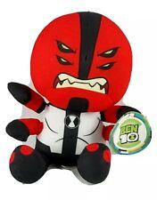 "Ben 10 Four Arms Plush Figure Stuffed Gift Toy Cartoon Network Kids Ten Red 11"""