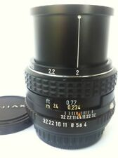SMC Pentax-M macro 1:4 50 mm F4 PK + Digital SLR Fit focale fissa