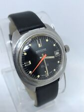 Waltham B-339 Diver with Date Vintage Dive Watch