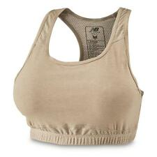 New Balance Moisture Wicking Medium Sports Bra Military Fire Resistant