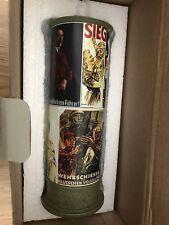 Retired! LAH235 WW2 German Tall Poster Drum Mint in Box Leibstandarte LAH 235