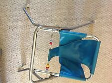 Baby Wheeled Walker Vintage Antique Retro~Seat Chair ,High Chair