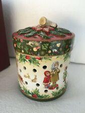Villeroy & Boch Christmas Toy's Pacchetto Regalo Piccolo tondo porcellana