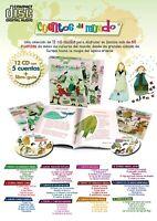 Más 60 Cuentos del mundo infantiles más 12 audio-libros PRECIO: 65€ ENVÍO GRATIS