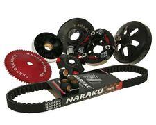 Systèmes de transmission Naraku pour scooter