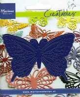 Butterfly Metal Die Cut LR0115 Marianne Designs Cutting Dies Animals,insects