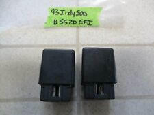 93 Polaris Indy 500 Efi Sks Snowmobile Electrical Relays 92 94