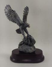"Eagle Trophy Award 9"" Tall. Free Custom Engraving."
