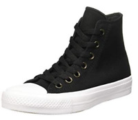 CONVERSE All Star Chuck Taylor II Black Hi Top | BRAND NEW | NEVER WORN!