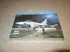 Hobby Boss EF-2000A Eurofighter Typhoon 1:72 Scale Model Kit 2008 MISB Sealed
