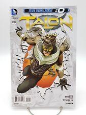 Talon #0 New 52 Volume 1 December 2012 DC Comic Book 1st Appearance Calvin Rose