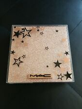 MAC STAR-DIPPED FACE COMPACT: MEDIUM DEEP AUTHENTIC LIMITED EDITION