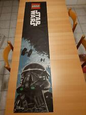 BANNER LEGO FLAG BANDIERA DISPLAY TELO PUBBLICITA' LEGO STAR WARS