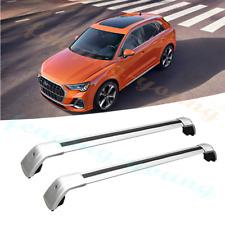 fits for AUDI Q3 2019 2020 Cross bar crossbar roof Rail Rack