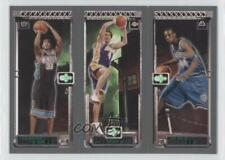 2003-04 Topps Matrix Luke Walton Ndudi Ebi Dahntay Jones #135-141-130 Rookie