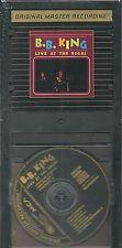 King, B.B. Live at the Regal MFSL Gold CD  Neu OVP Sealed UDCD 548 UI Longbox Ja
