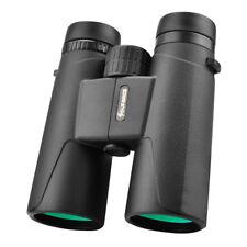 HD Portable10x42 Zoom Binoculars Telescope BAK4 Outdoor Hunting Roof Watching  T