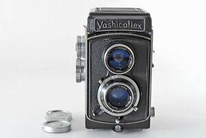 YashicaFlex Twin Lens Reflex TLR 120 6x6 Film Camera [Excellent+,Overhauled] JP