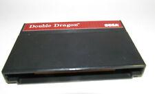 Double Dragon (Sega Master, 1988) System SMS Fun Game Good Shape