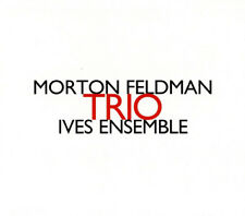 Morton Feldman : Morton Feldman: Trio CD (2017) ***NEW***