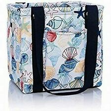 Thirty One Small Utility Tote (new) SALTWATER SHELLS