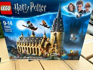 LEGO Harry Potter Hogwarts Great Hall 75954  BRAND NEW