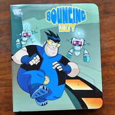DC Superbly Legion animated Bouncing Boy case only as is