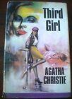 Vintage AGATHA CHRISTIE: THIRD GIRL h/c d/j 1966 Murder/Mystery