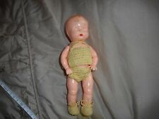 Vintage Ideal Plastic Baby Doll