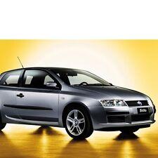 Fiat Stilo 2001-2007 3-Türer vorne Stoßfänger in Wunschfarbe lackiert, NEU!