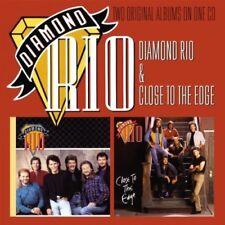 Diamond Rio - Diamond Rio / Close to the Edge [New CD] UK - Import