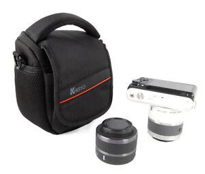 Shoulder Waist Camera Case Bag For Nikon 1 J5