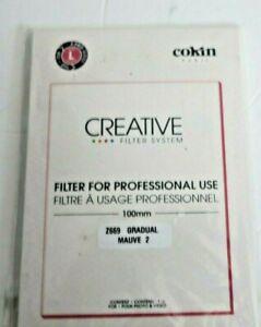 New Creative Filter System Z669 Cokin Gradual Mauve 2 For Camera Z Pro Series LG