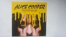 Alice Cooper Lp  Live
