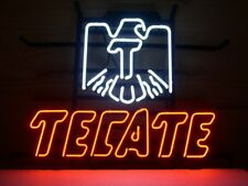 """New Cerveza Tecate Beer Bar Party Light Lamp Decor Neon Sign 17"""""""