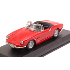 FERRARI 330 GT SPIDER 1966 RED 1:43 Best Model Auto Stradali Die Cast Modellino