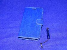 Galaxy S3 Kunstleder Schutzhülle Inkl. Eingabestift und Display Schutzfolie