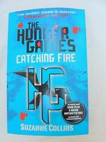 The Hunger Games - Catching Fire Paperback Book - By Suzanne Collins